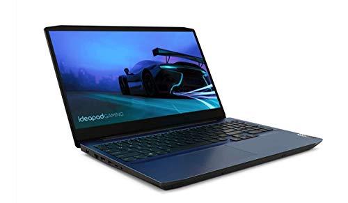"Lenovo IdeaPad Gaming 3 Notebook, Display 15.6"" Full HD IPS, Processore Intel Core i5-10300H, 512 GB SSD, RAM 8 GB, Scheda grafica GTX 1650 Ti 4 GB GDDR6, Windows 10, Chameleon Blue"