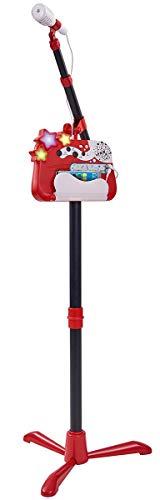 Simba 106834432 Plug & Play Mic Station