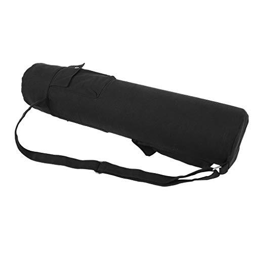 Floridivy Oefening Gym Fitness Pilates Yoga Mat draagtas Carrier koord met grote capaciteit Storage Bag