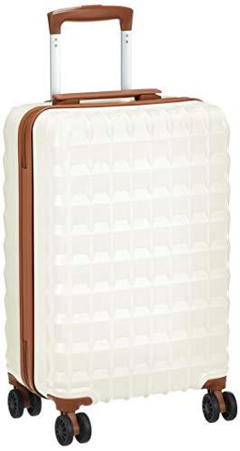 [レジェンドウォーカー] スーツケース 保証付 33L 48 cm 2.5kg 5203-48 アイボリー