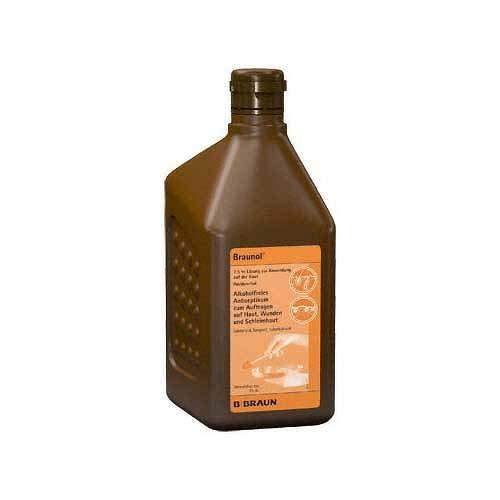 BRAUNOL Schleimhautantisepti 10X1000 ml