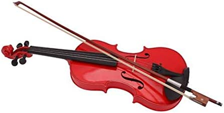 New Hot 4 Size Columbus Mall Limited price sale Acoustic Set Violin Natural -