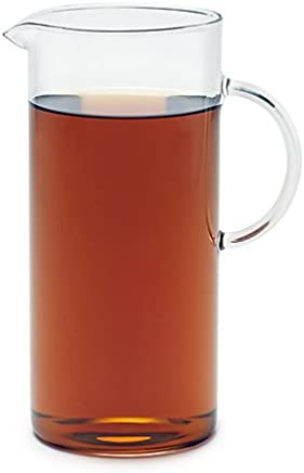 40 Ounce GoCraft Handmade Carafe Beverage Pitcher Stainless Steel with Hammered Copper Finish