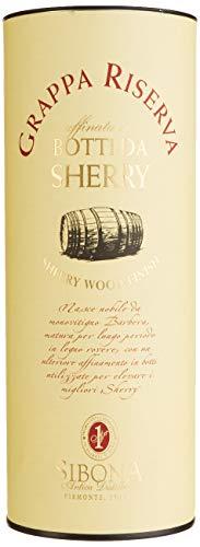 Sibona Grappa Riserva Botti da Sherry (1 x 0.5 l) - 4