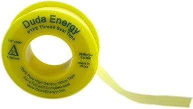 Duda Energy ThreadSeal-1.2g-050x260-Yellow 1 Roll of 1/2