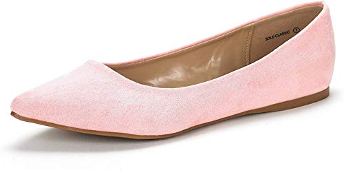 Top 10 best selling list for pink flat shoes amazon