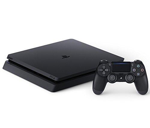 {PlayStation 4 ジェット・ブラック 500GB(CUH-2000AB01) 【メーカー生産終了】}