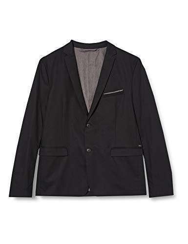BOSS Herren Benestretch6 Jacke, Schwarz (Black 001), XX-Large (Herstellergröße: 52)