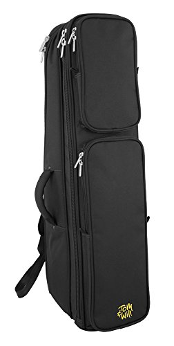 TOM & Will 26tb-600 Tenor Posaune Gigbag, schwarz