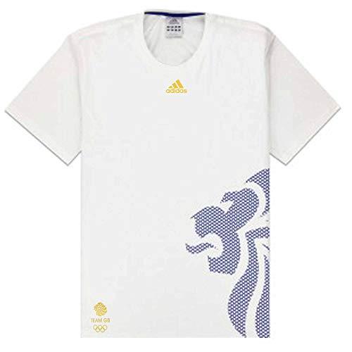 Officiële Unisex Team GB Logo Olympische Spelen Souvenir T-Shirt