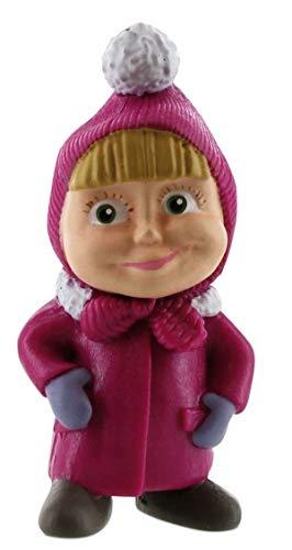 Comansi Figurine d'hiver Ours Masha COM-Y99802