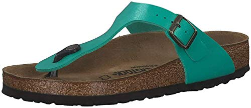 BIRKENSTOCK Gizeh BF Graceful Emerald 38