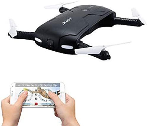 YAMEIJIA RC Drohne H37 4 Kan  6 Achsen 2.4G Mit HD - Kamera 2.0MP 720P Ferngesteuerter Quadrocopter FPV LED-Lampen EIN Schlüssel Für Die Rückkehr Ferngesteuerter Quadrocopter USB Kabel Schweben
