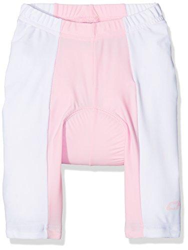 Chiba pour Homme coloré Pantalon Court (Mixte), Polyester M Rose