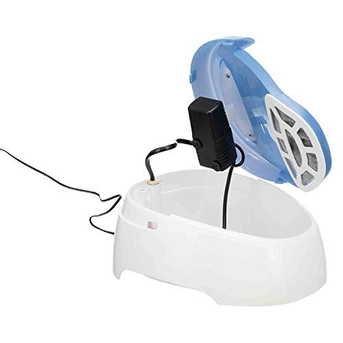Trixie 24462 Wasserautomat Duo Stream Katzenbrunnen - 4