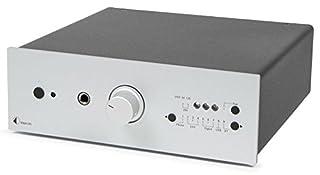 Potenza 55W @ 4Ohm (2ohm laststabil) Ingressi: 3x Analogico, 6x Digital con USB 2.0 asincrone USB (24bit/192khz) con tecnologia XMOS DSD (DSD64, compatibile con DSD128; dsd256) Dual 24bit/192khz convertitore D/A ti pcm1796