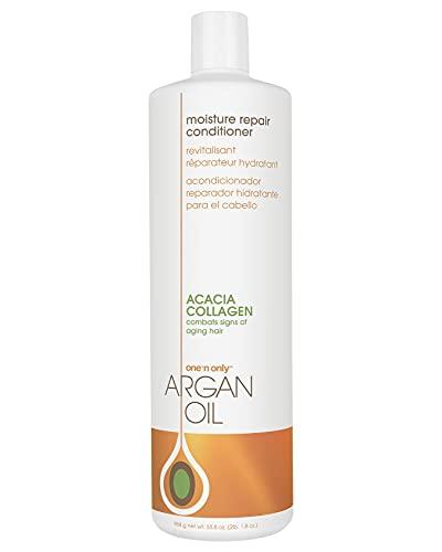 Argan Oil Après-shampooing hydratant réparateur à l'huile d'argan - Sans sulfates - 975 ml