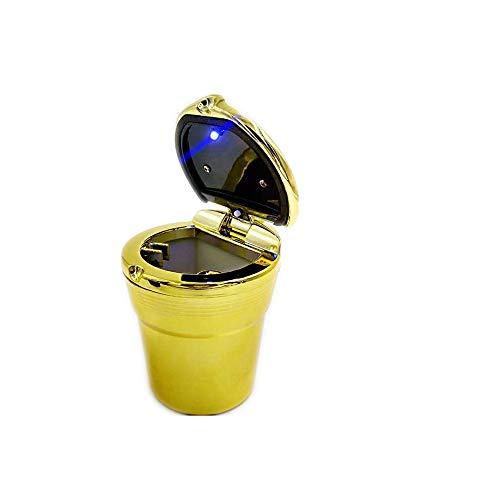 Preisvergleich Produktbild XGTsg Fahrzeug Kreative Aschenbecher Mit Led - Lampen,  Bunte Aschenbecher,  Auto Wohnaccessoires