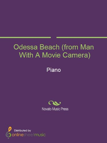 Odessa Beach (from Man With A Movie Camera)