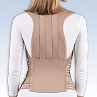 FLA Orthopedics Soft Form Posture Control Brace, XX-Large Beige