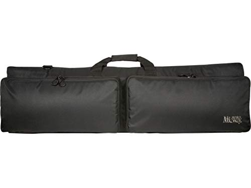 MidwayUSA Heavy Duty Double Tactical Rifle Case 36' Black