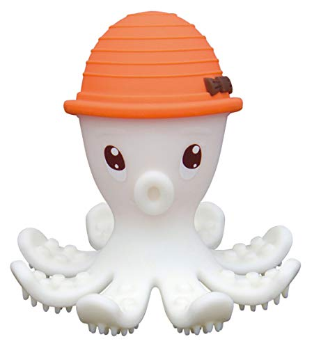 Baby-To-Love BONNIE THE OCTOPUS (Orange)