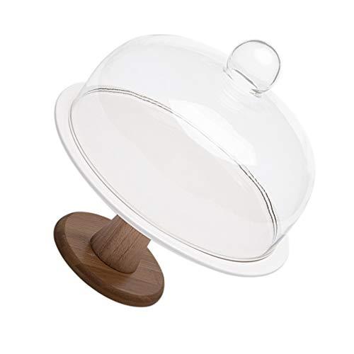 domo de vidrio para pastel fabricante YARNOW