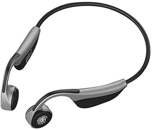 FHW Beengeleiding Bluetooth Headset Stereo Sound Wireless Sports Headset 5,0 Black Technology (grijs) koptelefoon