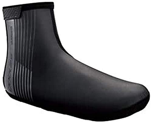 Shimano Cubrezapatillas de ciclismo S2100D Negro Talla L