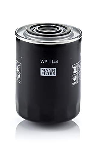 Original MANN-FILTER Ölfilter WP 1144 – Für Transporter, LKW, Busse und Nutzfahrzeuge