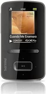 Philips SA3VBE04K/37 GoGear Vibe 4 GB MP3 Player