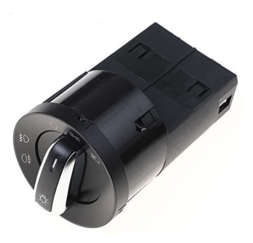 RONGSHU Interruptor de la lámpara de Niebla Ajuste para Audi A4 8E B6 TT 8N Transporte T5 Ajuste para VW Polo 6R Jetta IV Vi 6 6RD941531