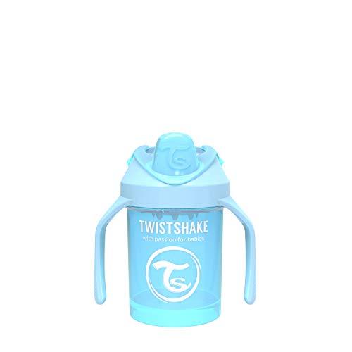 Twistshake 78268 - Vaso con boquilla, color pastel azul