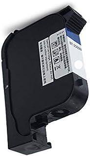 BENTSAI Original Solvent Quick Dry Ink Cartridge for BENTSAI Handheld Inkjet Printer BT-HH6105B2/BT-HH6105B3 (White)