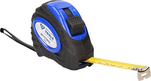 Brilliant Tools BT111903 Mètre à Ruban 3m, Bleu/Noir, 1-TLG