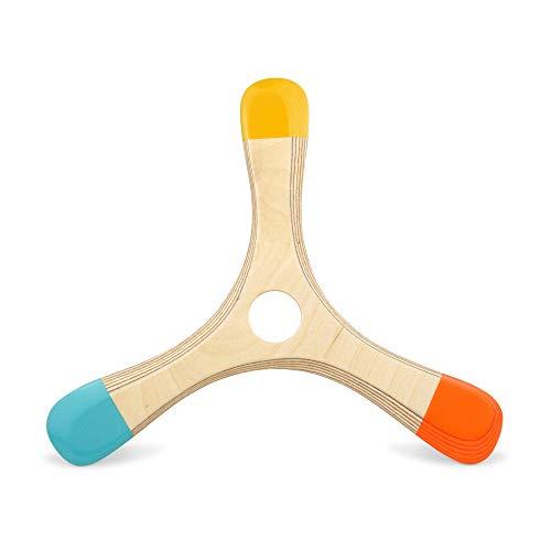 Bumerang PROPELL 4, Holz, Rechtshänder, Holzspielzeug von LAMEY bumerang