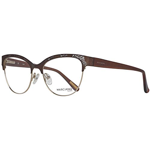 Guess GM0273 53050 Guess By Marciano Brille GM0273 050 53 Cateye Brillengestelle 53, Braun
