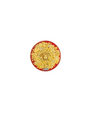 Versace Medusa Rhapsody Red Flacher Teller 17 cm - 19335/403671/10217