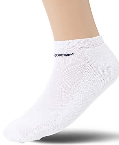 Trigema Herren Kurzschaft-Socken Doppelpack Sportsocken, Weiß (weiss 001), 39/42 (2er Pack)