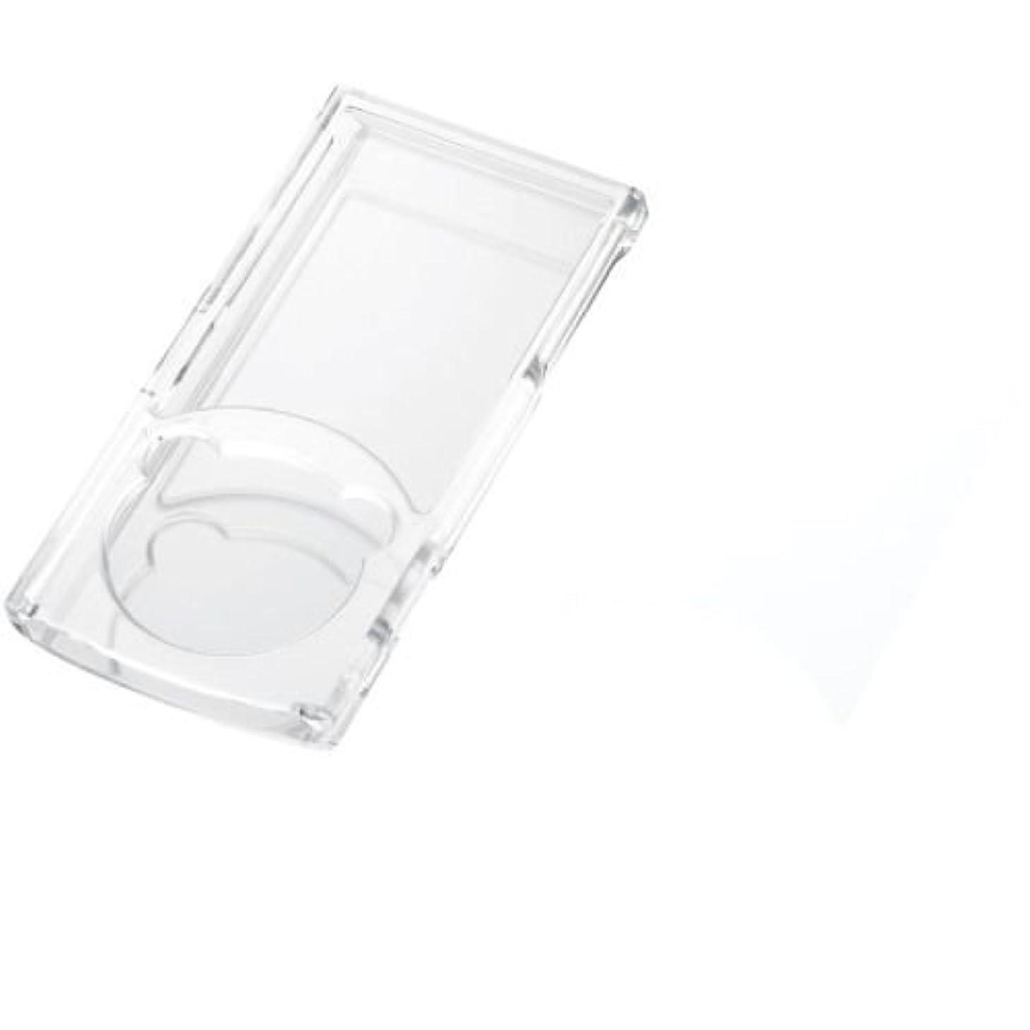 酒不忠ヒープELECOM Walkman Sシリーズ (2009年発売) ハードケース クリア AVS-S09PCCR
