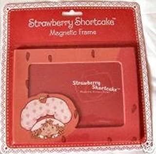 Strawberry Shortcake Magnetic Picture Frame