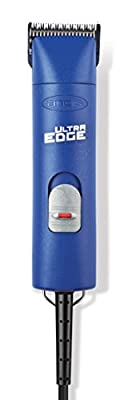 Andis UltraEdge Super 2-Speed Detachable Blade Clipper, Professional Animal/Dog Grooming, AGC2 (23275) by Andis (Pet)
