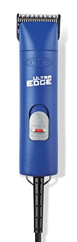 Andis UltraEdge Super 2-Speed Detachable Blade Clipper, Professional Animal/Dog Grooming, AGC2...