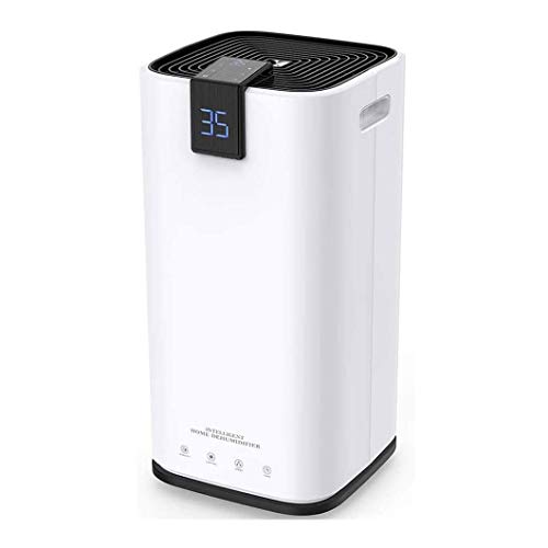 YQSHYP Dehumidifier and Air Purifier Combo with HEPA for Home Space up to 5000 Sq Ft, Intelligent Touch Control