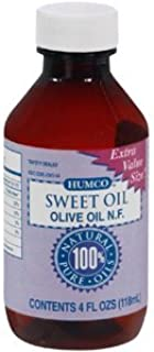 SWEET OIL HUMCO 4 OZ