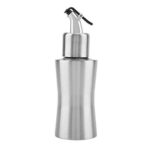Botella de vinagre, superficie lisa 220ml de la botella de aceite para la cocina casera para el restaurante(Type B)