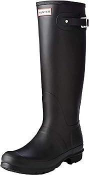 Hunter Women s Original Tall Black Rain Boots - 9 B M  US