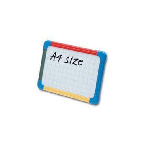 SG Education EP MBA4/10 Show-me Magnetisch droog veegbord, A4-formaat, 10 stuks