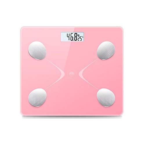 Weegschaal gewicht meter impedantie meter lichaamsvetweegschaal digitale bad draadloze zender vriendin 180 kg AAA batterij