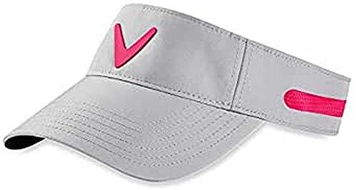 Callaway Golf Opti Vent 2020 Gorra Unisex-Adult, Plata/Rosa,...